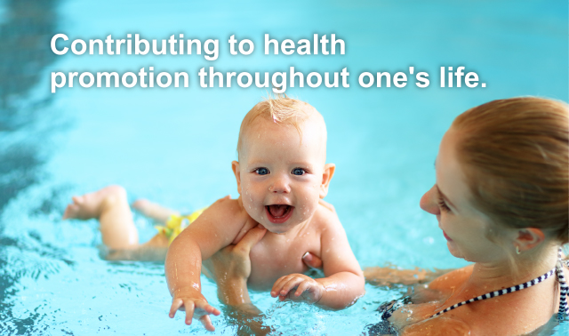 Contributing to health promotion throughout one's life