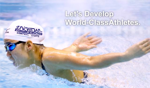 Let's Develop World-ClassAthletes