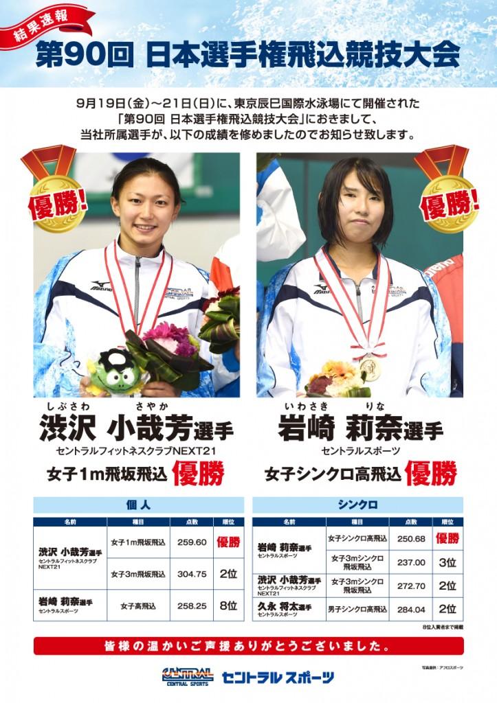 飛込日本選手権