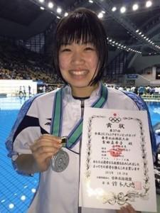 吉田真希子選手