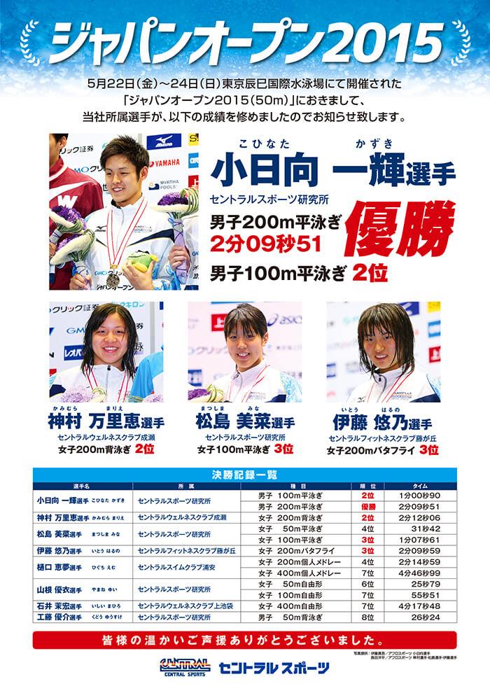 1506_ジャパンオープン競泳POP結果