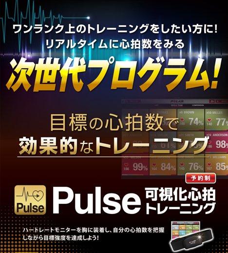 【リリース用】PULSEシリーズポスター